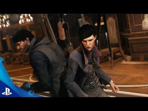Dishonored 2   PS4   Tráiler de lanzamiento