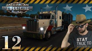HEAVY CARGO NÁKLAD   American Truck Simulator #12