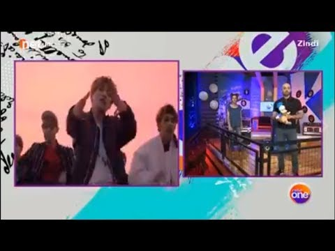 BTS Not Today Was Played By Kurdish Channel Net TV Radio One |170828