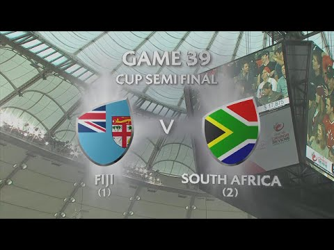 Fiji Vs South Africa Cup Semi Final Vancouver 7s 2016
