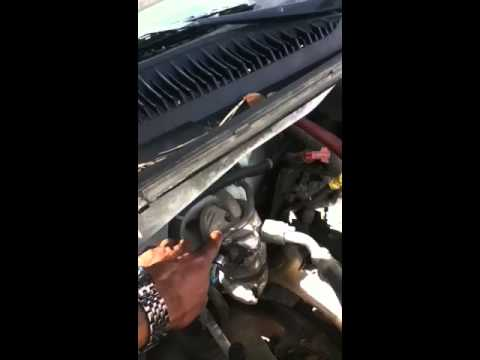 Charging AC on a 2000 GMC 1500  YouTube