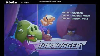 Angry Birds Toons, Season 3 Episode 26 toy hoggers