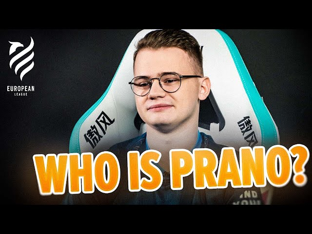 How we chose Prano to be our new Rainbow6 player   Rogue R6S