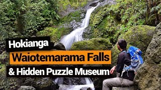 Video blog - Hiking in Hokianga to Waitotemarama Falls - Day 359