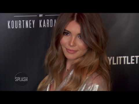 Olivia Jade parties as Lori faces Prison? | Daily Celebrity News | Splash TV thumbnail