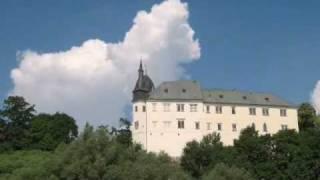 Český ráj-Turnov-Hrubý Rohozec, oblaka. Clouds Time Lapse.wmv