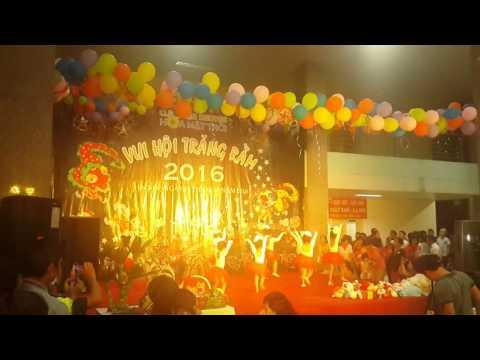 VUI HỘI TRĂNG RẰM 2016 (Tiết mục biểu diễn của đội các bạn Nghé xinh ở CLB Thỏ Ngọc).
