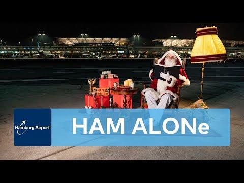 HAM Alone - Der Weihnachtsfilm | Hamburg Airport