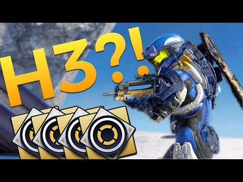 H5's Halo 3 Throwback Playlist First Impressions!