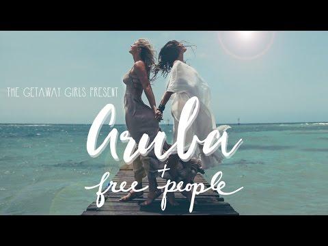 Girls Meet Globe + Free People - Aruba Style