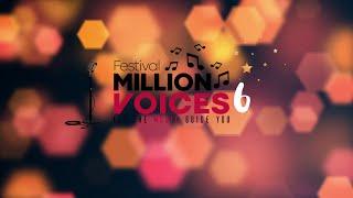 Festival Million Voices-6 |  Vocal Competition 2021 | Israel | age 16 /17/18+
