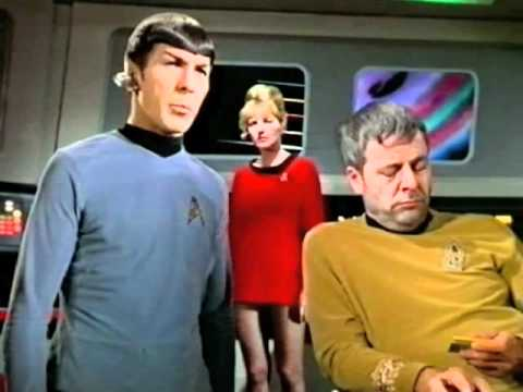 STAR TREK : AWESOME KIRK MOMENTS ''NOT WITH MY SHIP YOU DONT!''