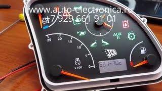 Скрутити мотогодини jcb 531-70 2012 р. в.,схема підключення. скинути сервіс на jcb. Раменське, Москва