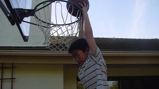 5'8 Asian Man's Journey to Dunking