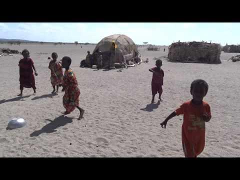 Djibouti   wioska Afarów