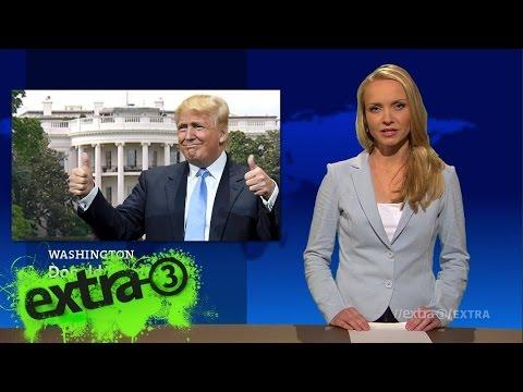 extra 3 Extra: Donald Trump – der nächste US-Präsident? | extra 3 | NDR