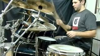 Cryptopsy - Carrionshine Drum Cover