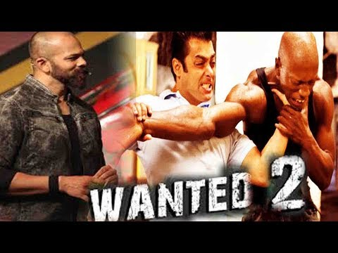 Salman Khan and Rohit Sethi will work together Wanted 2 Pbh News