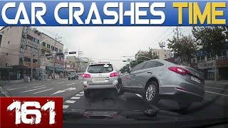 Car Crashes Compilation - March 2017 - Episode #161 HD