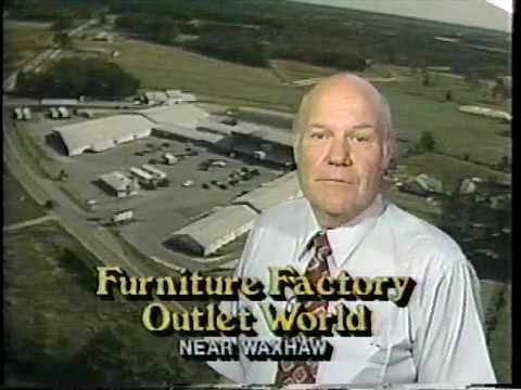 Furniture Factory Outlet World Near Waxhaw, SC