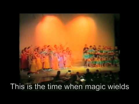 Spellbound Opening Number with subtitles