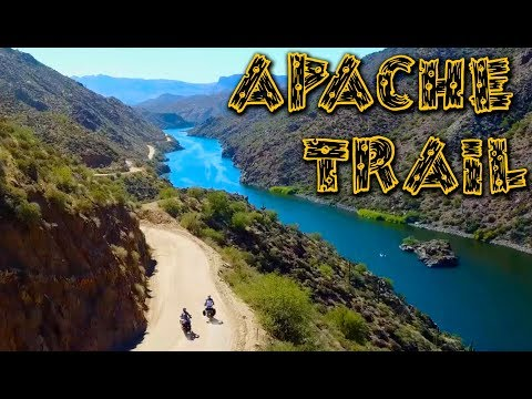 Apache Trail / Triumph Tiger 800 / MotoGeo Adventures