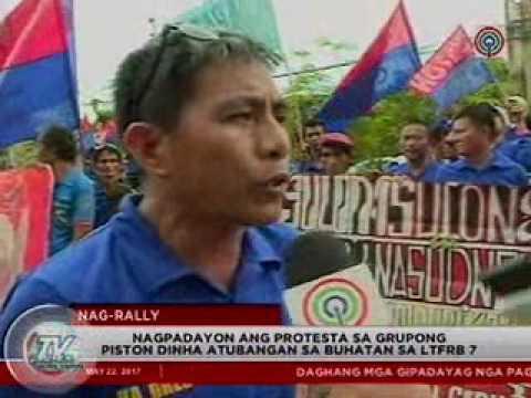 TV Patrol Central Visayas - May 22, 2017