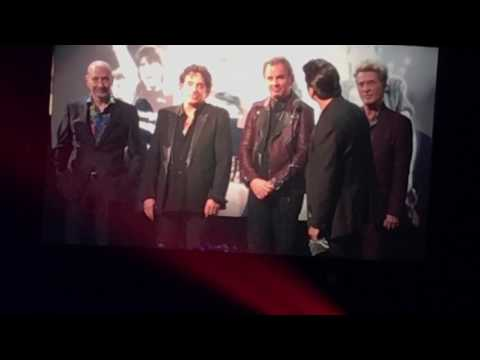 Steve Perry Acceptance Speech @ Rock and Roll Hall of Fame 2017 Ceremony 4-7-2017
