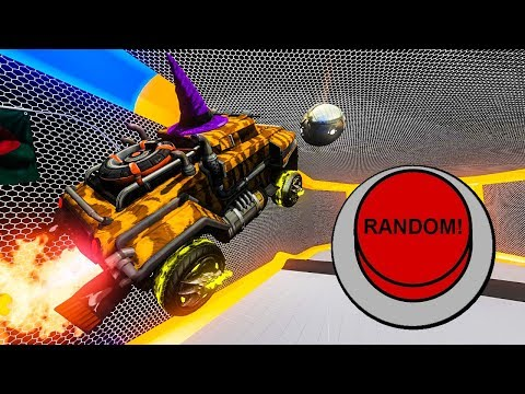 2V2 RANDOM CARS ON THE NEWLY SKINNED AERIAL MAP!