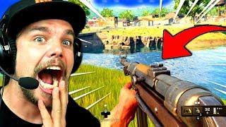 J'AI TROUVÉ LA MP40 sur BLACKOUT !! (Call of Duty Black Ops 4 Battle Royale)