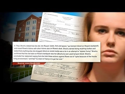 White College Student Charged With A Hate Crime For Trying To Poison Her Black Roommate