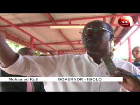 Isiolo County government seek 300 Million shillings to complete abattoir