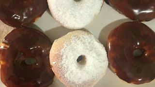 كيفية تحظير دونات هشة ورائعة مع كل تفاصيلها How to prepare a crisp and exquisite donut with all its