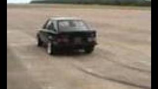 Antilag Launch Fastest XR3 Cosworth RS Turbo XR3 built by OKC OddKidd Creations