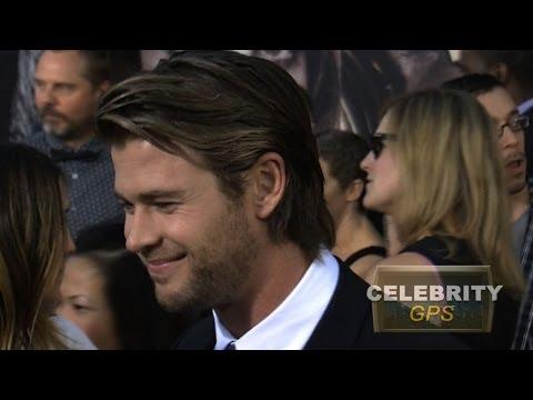 Chris Hemsworth welcomes twin baby boys - Hollywood.TV