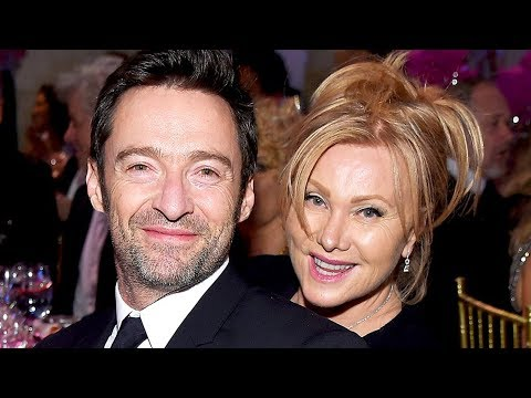 Weird Things Everyone Just Ignores About Hugh Jackman's Marriage