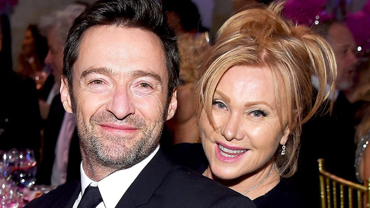 Weird Things Everyone Just Ignores About Hugh Jackman S Marriage Youtube