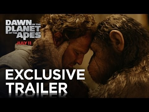 Dawn of the Planet of the Apes | Official Trailer [HD] | PLA