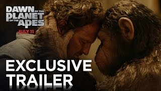 Repeat youtube video Dawn of the Planet of the Apes | Official Trailer [HD] | 20th Century FOX