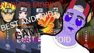 НАРУТО НА АНДРОИД-НЕВЕРОЯТНО!ЛУЧШАЯ ИГРА ПРО НАРУТО НА АНДРОИД 2016[Naruto Mobile]android