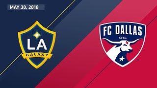 Video Gol Pertandingan LA Galaxy vs FC Dallas