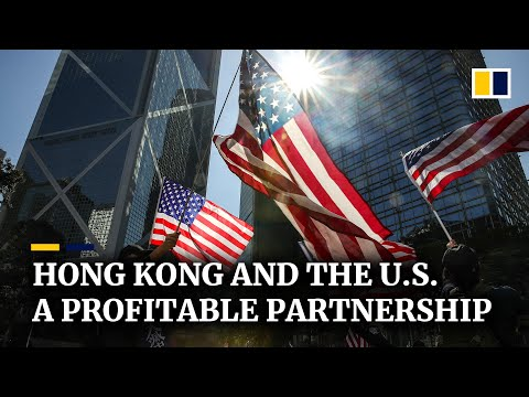 Hong Kong and the US: how much do they rely on each other economically?