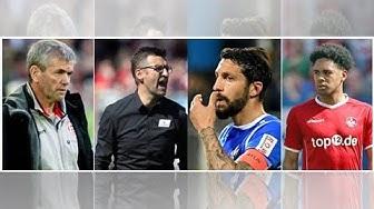 Das Restprogramm in der 2. Bundesliga