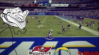 Madden 25 | GREATEST FINISH OF ALL TIME! | Game Of The Year! | HEARTBREAKER! | Bucs vs. Chargers