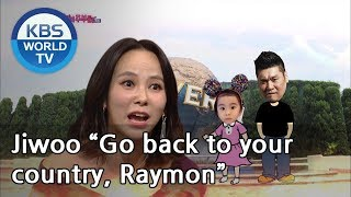 "Jiwoo ""Go back to your  country, Raymon""[Happy Together/2019.05.09]"