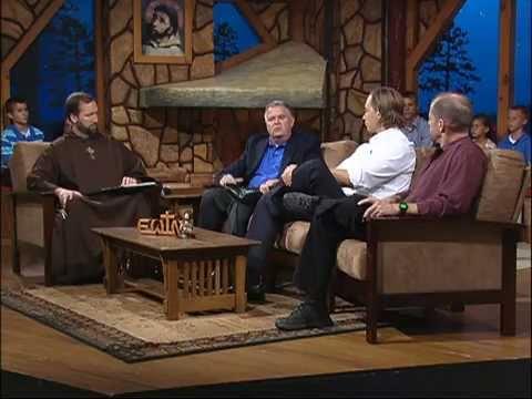 Life on the Rock - Fr. Mark and Doug with Nick Synko and Doug Ebaugh - 07-21-2011