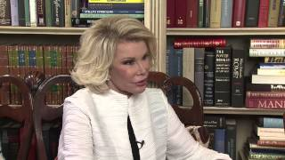 Joan Rivers: Previously Unseen Interview Clips Aired After Her Death