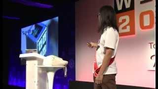 South Korean Artist Hojun Song: Full talk from Wired 2012