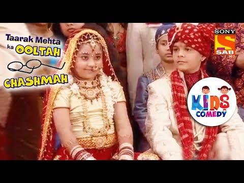 Tapu Meets His Bride | Tapu Sena Special | Taarak Mehta Ka Ooltah Chashmah