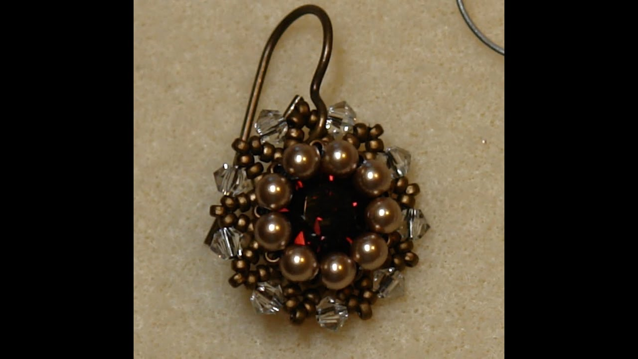 Sidonia's handmade jewelry - Vintage Swarovski beaded ...